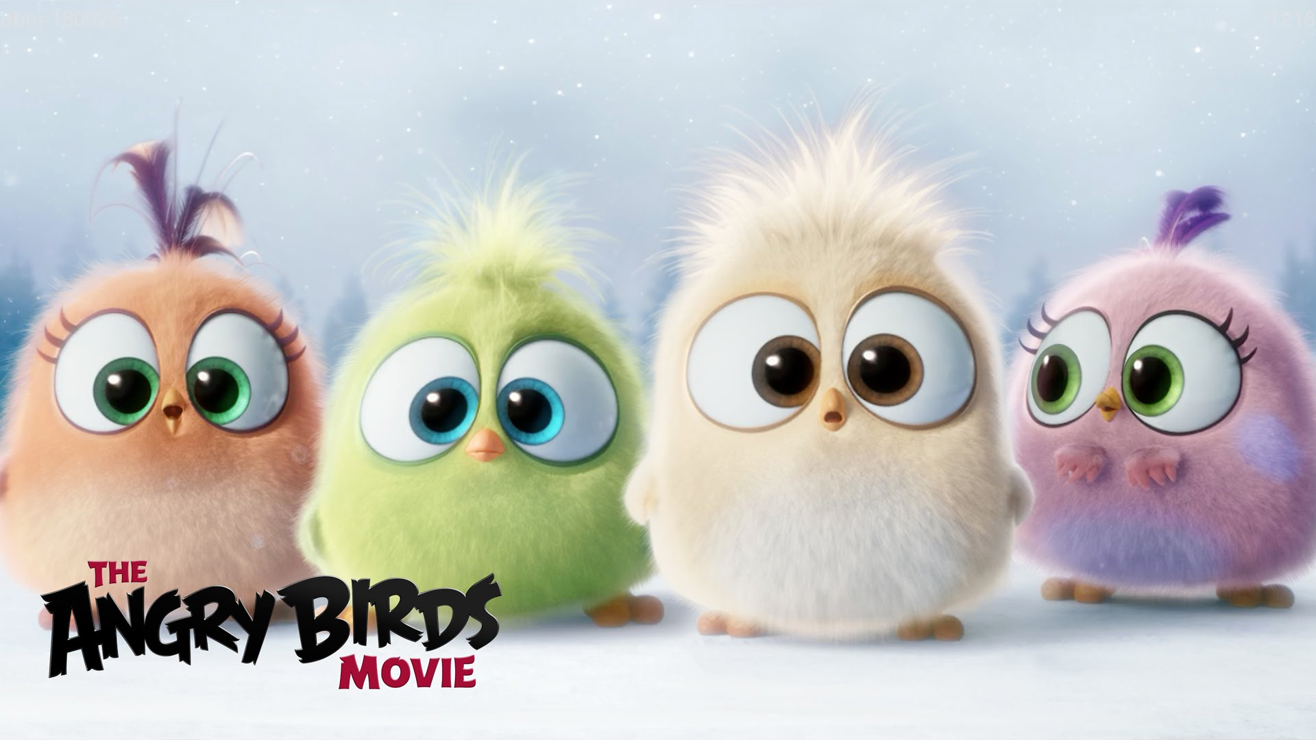 The Angry Birds Movie – Season's Greetings from the Hatchlings!