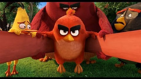 THE ANGRY BIRDS MOVIE – The Most Fun (In Theaters Friday)