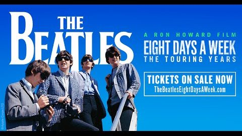 The Beatles: Eight Days A Week – The Touring Years – Official TV Spot – In Cinemas September 15th.