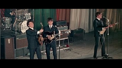 THE BEATLES: EIGHT DAYS A WEEK – THE TOURING YEARS. Official UK Teaser Trailer