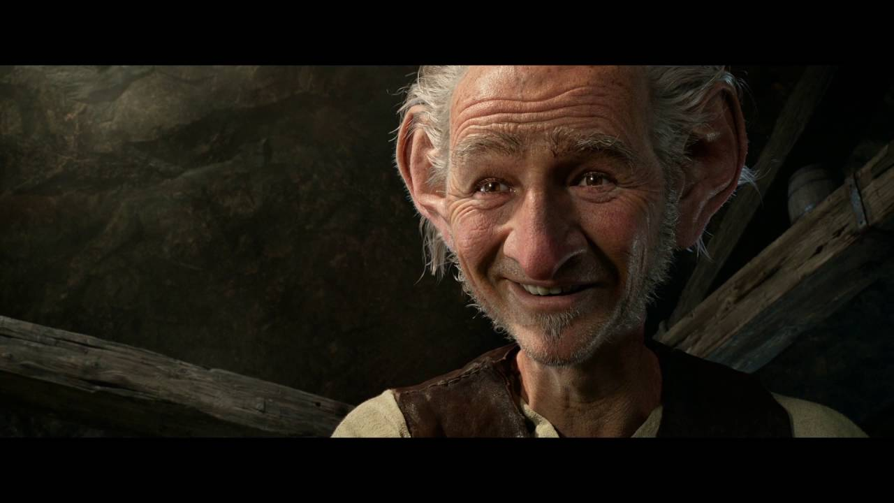 The BFG | Featurette – Spielberg's Giant Dream