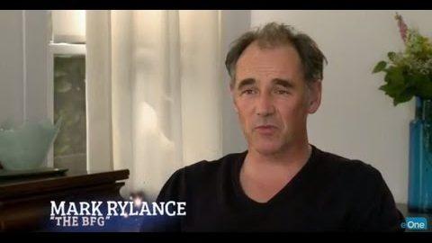The BFG – Mark Rylance Featurette