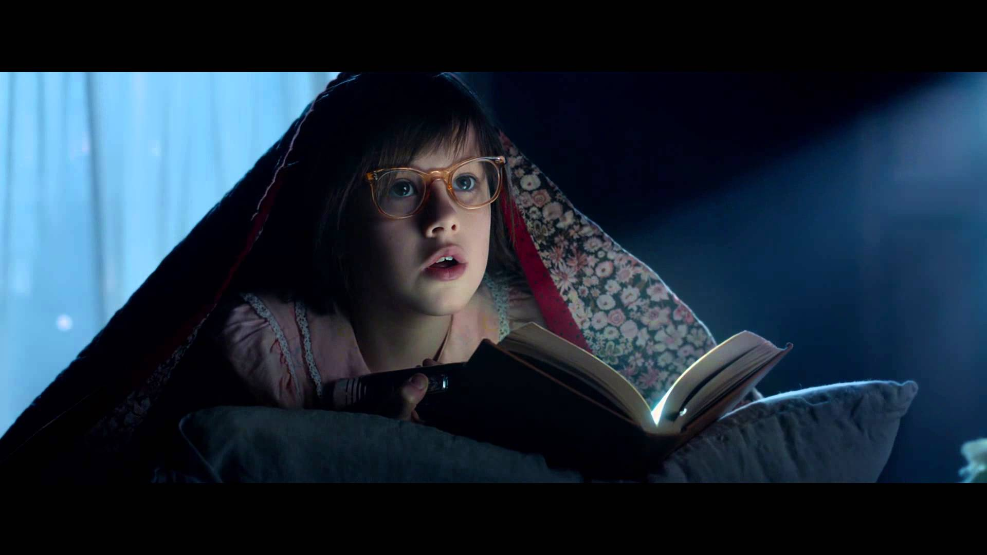THE BFG – OFFICIAL UK TEASER TRAILER [HD]