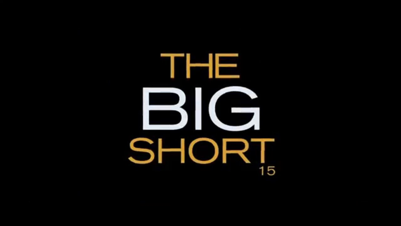The Big Short | Golden Globes Review | Paramount Pictures UK