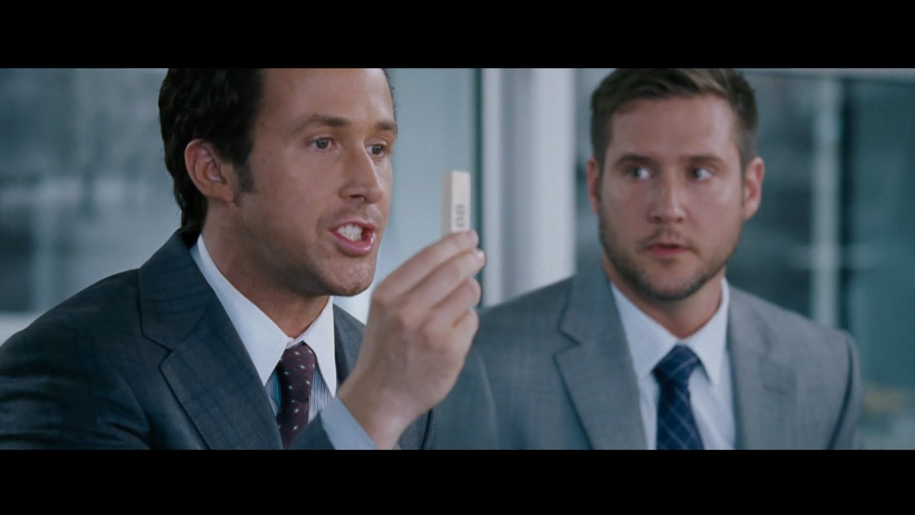 "The Big Short – ""Jenga"" Clip (2015) – Paramount Pictures"