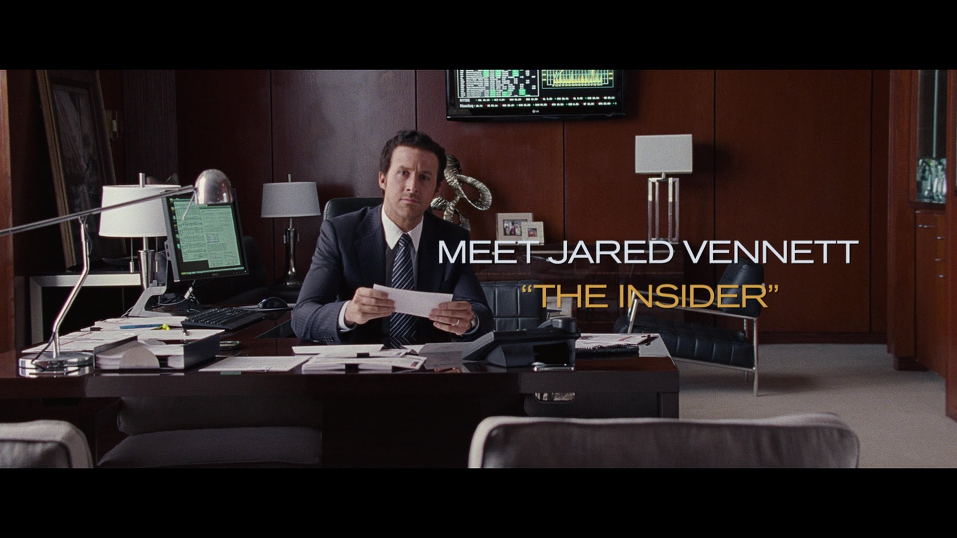 "The Big Short – ""Meet Jared Vennett"" (2015) – Paramount Pictures"