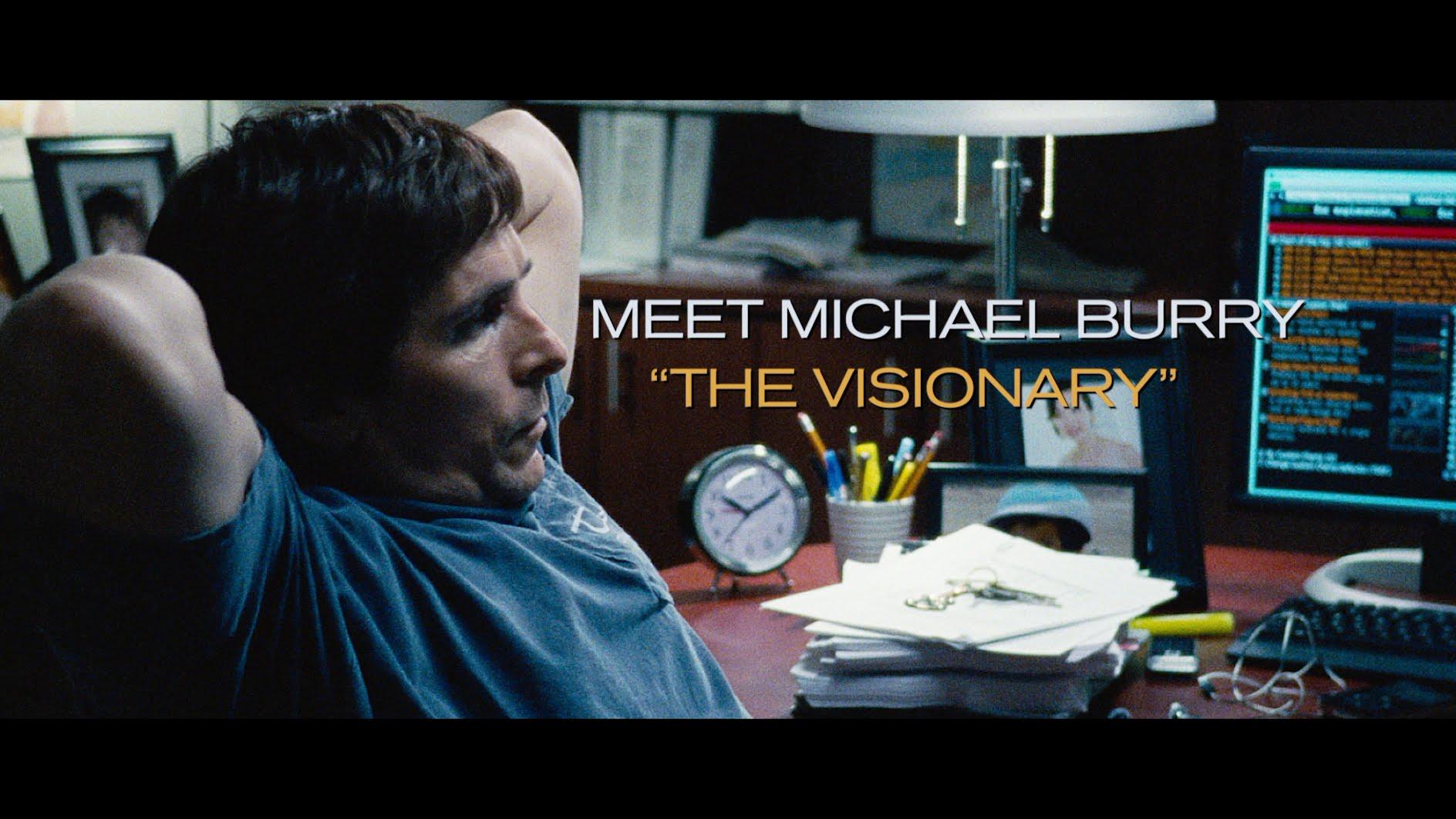 """The Big Short – """"Meet Michael Burry"""" Featurette (2015) – Paramount Pictures"""