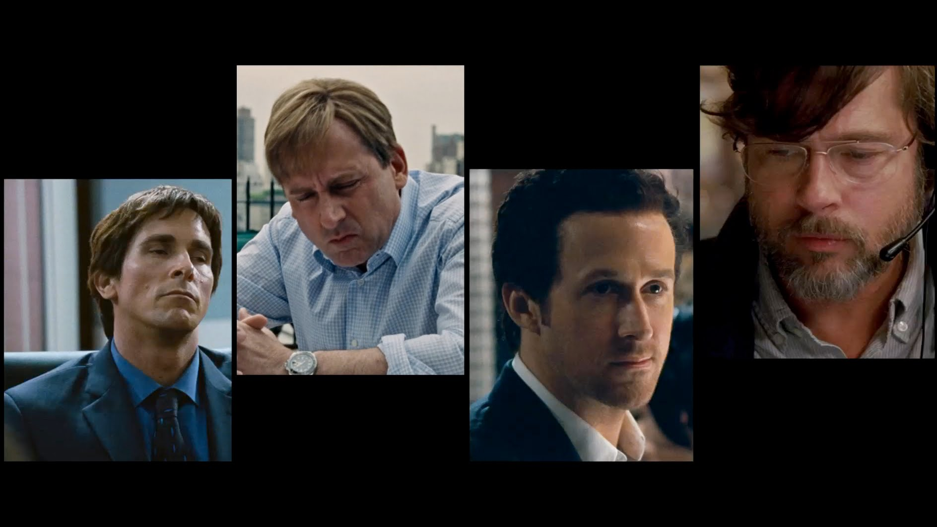 """The Big Short – Trailer #2 """"Screwed"""" (2015) – Paramount Pictures"""
