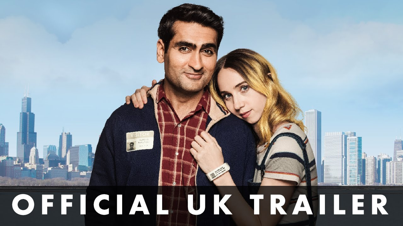 THE BIG SICK – Official UK Trailer – Prod. by Judd Apatow & starring Kumail Nanjiani