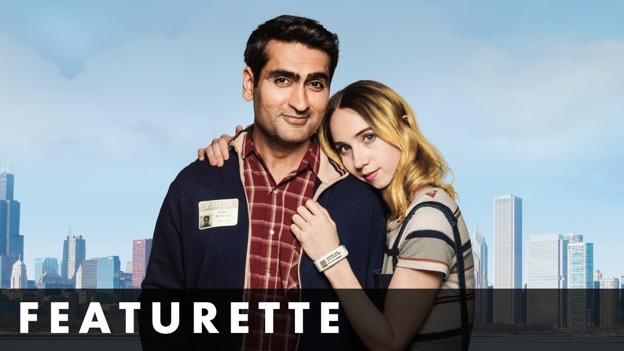 THE BIG SICK – Writing their Story Featurette – Kumail Nanjiani