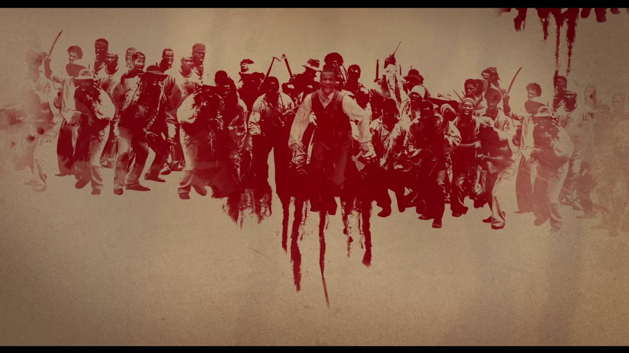 THE BIRTH OF A NATION: Living Poster