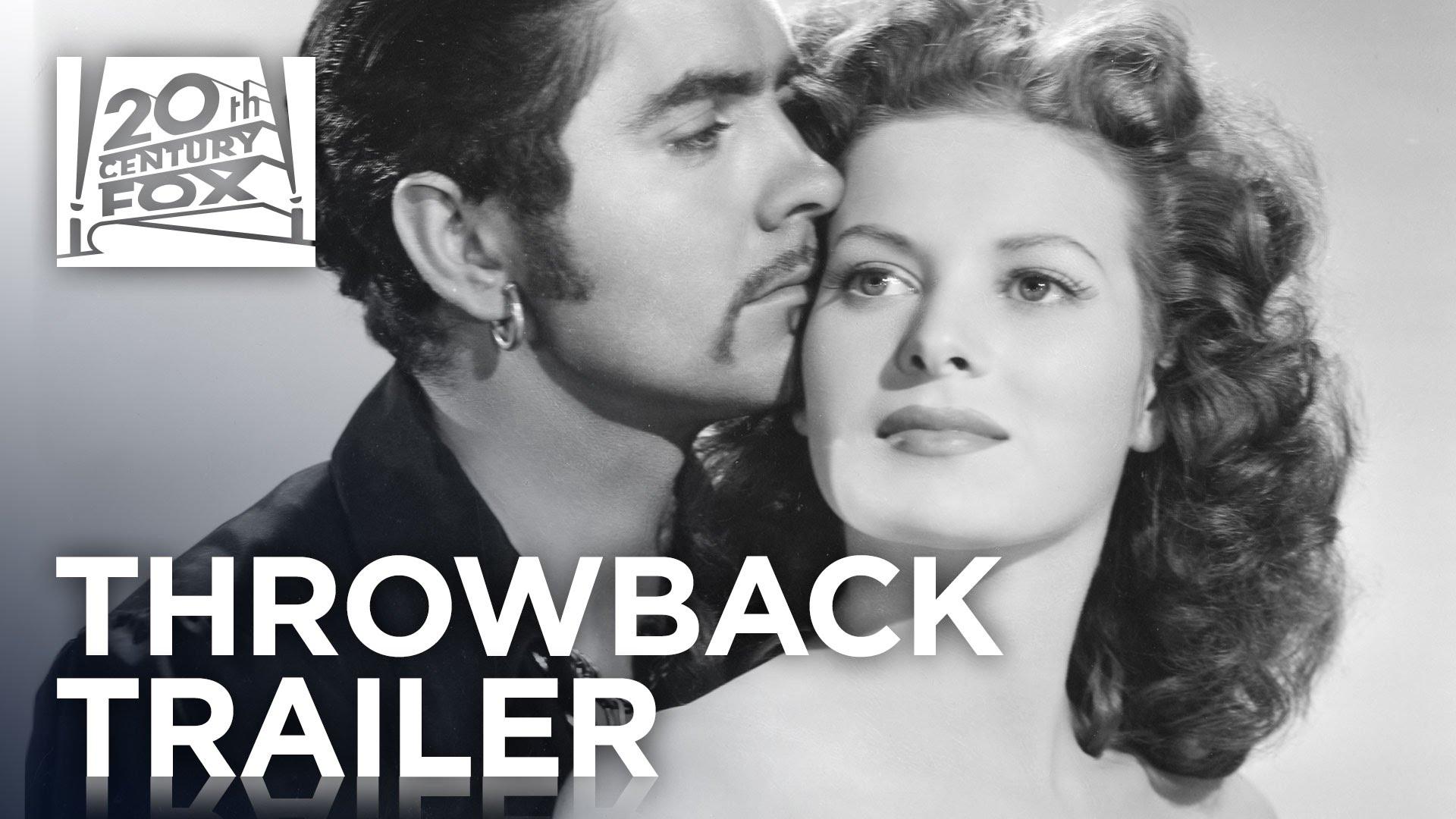 The Black Swan   #TBT Trailer   20th Century FOX