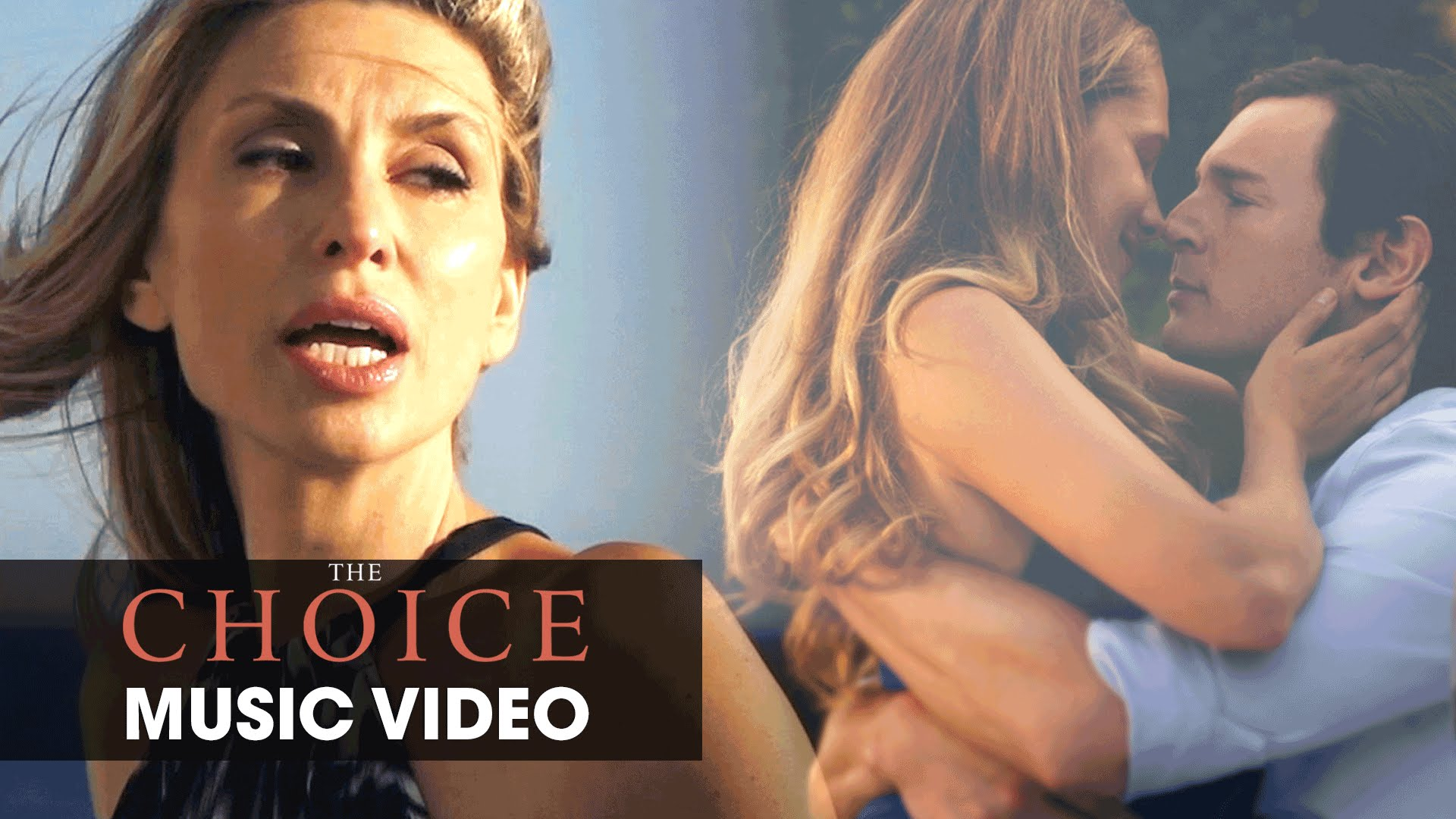 The Choice (2016 Movie – Nicholas Sparks) Music Video – Natalia Safran 'Daylight'