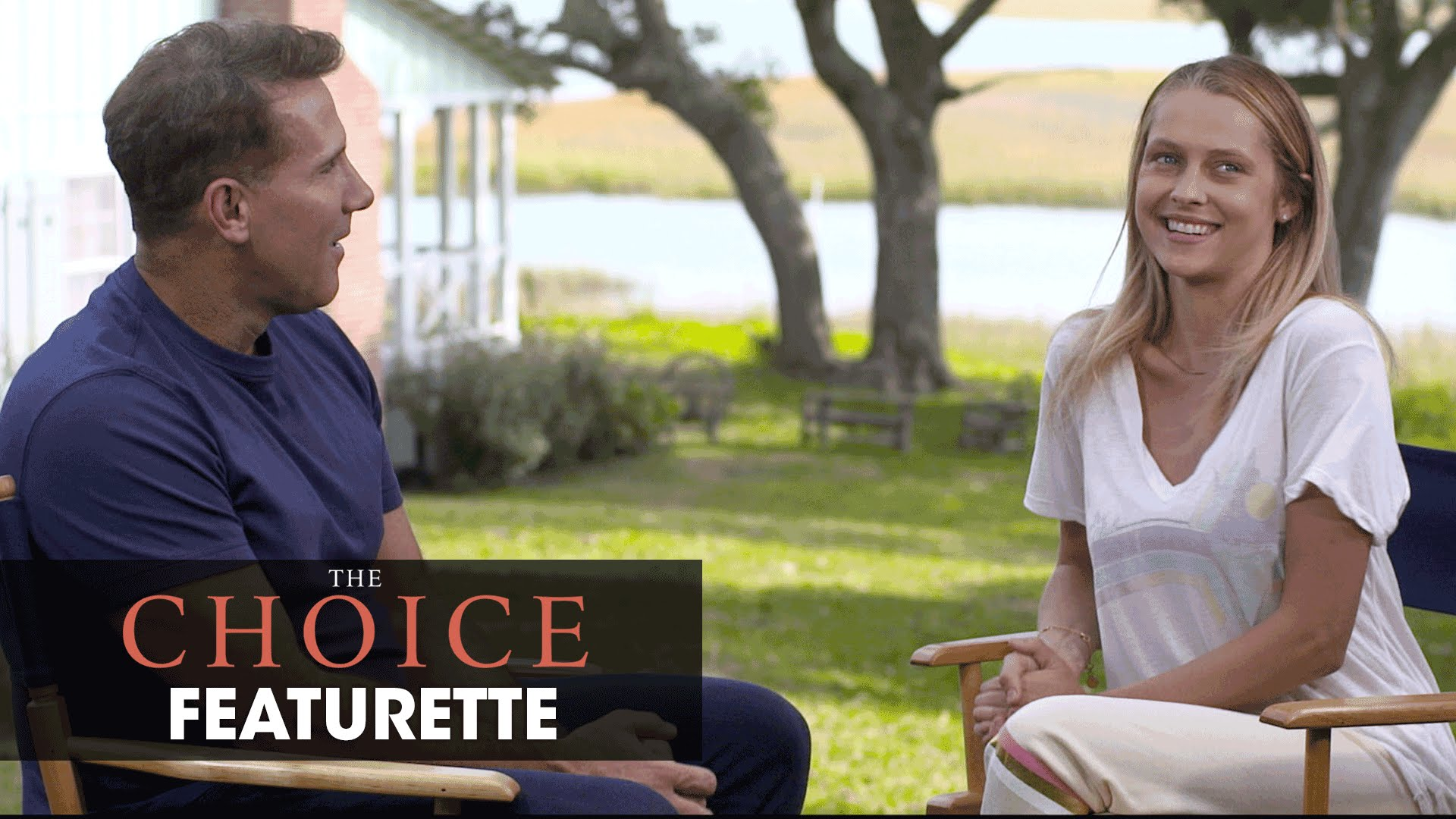 The Choice (2016 Movie – Nicholas Sparks) – Official Behind The Scenes Featurette