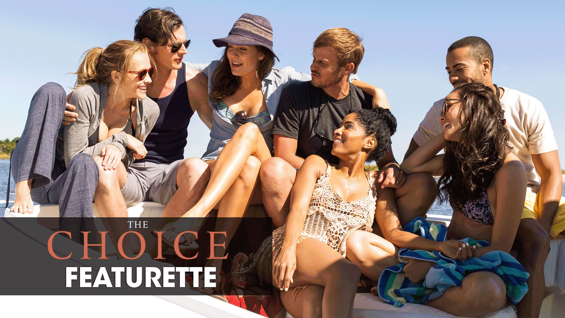 "The Choice (2016 Movie – Nicholas Sparks) Official Featurette – ""Life On Set"""