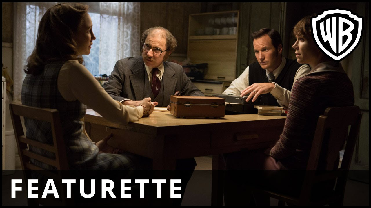 The Conjuring 2 – Audio Recordings featurette – Official Warner Bros. UK