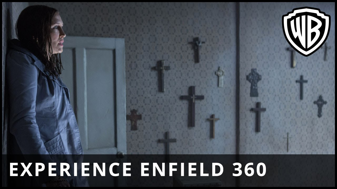 The Conjuring 2 – Experience Enfield 360 Video – Official Warner Bros. UK