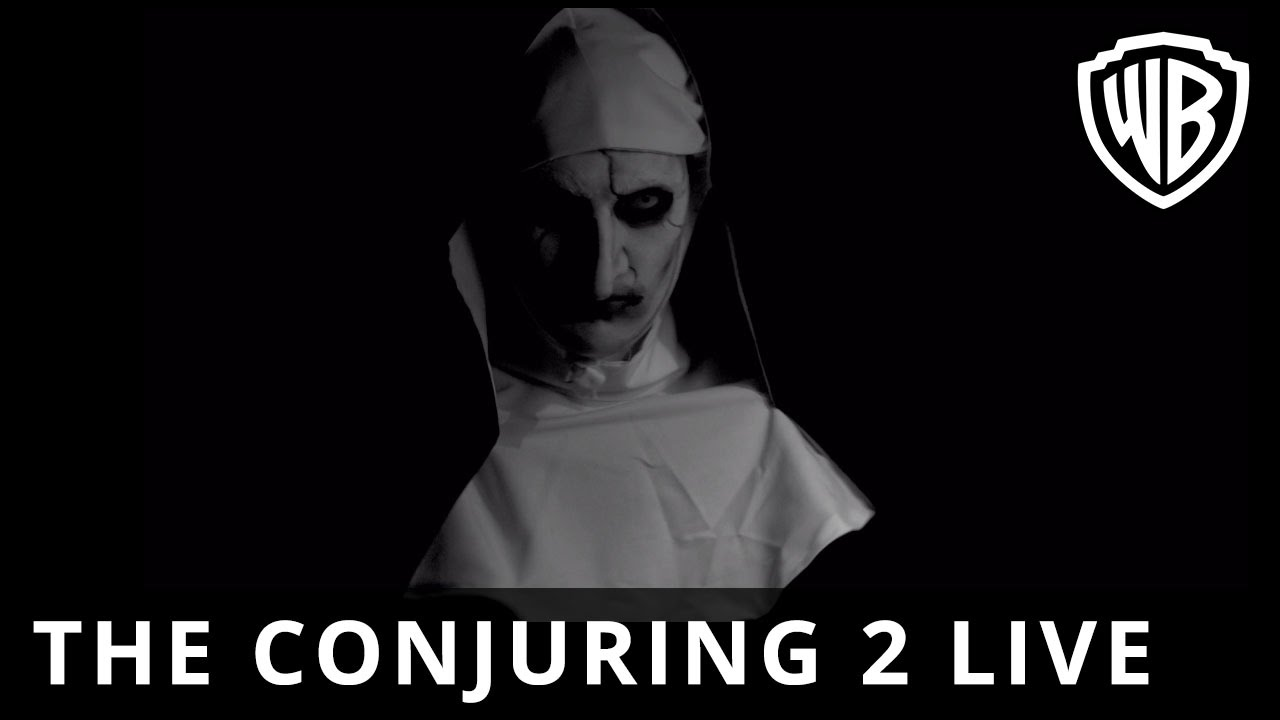 The Conjuring 2 – Live Experience – Official Warner Bros. UK