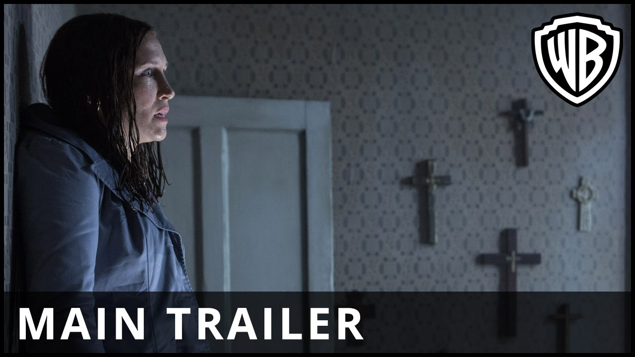 The Conjuring 2 – Main Trailer –  Official Warner Bros. UK