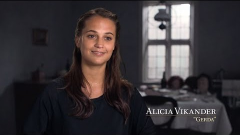 THE DANISH GIRL – 'Alicia Vikander' Featurette – Now Playing