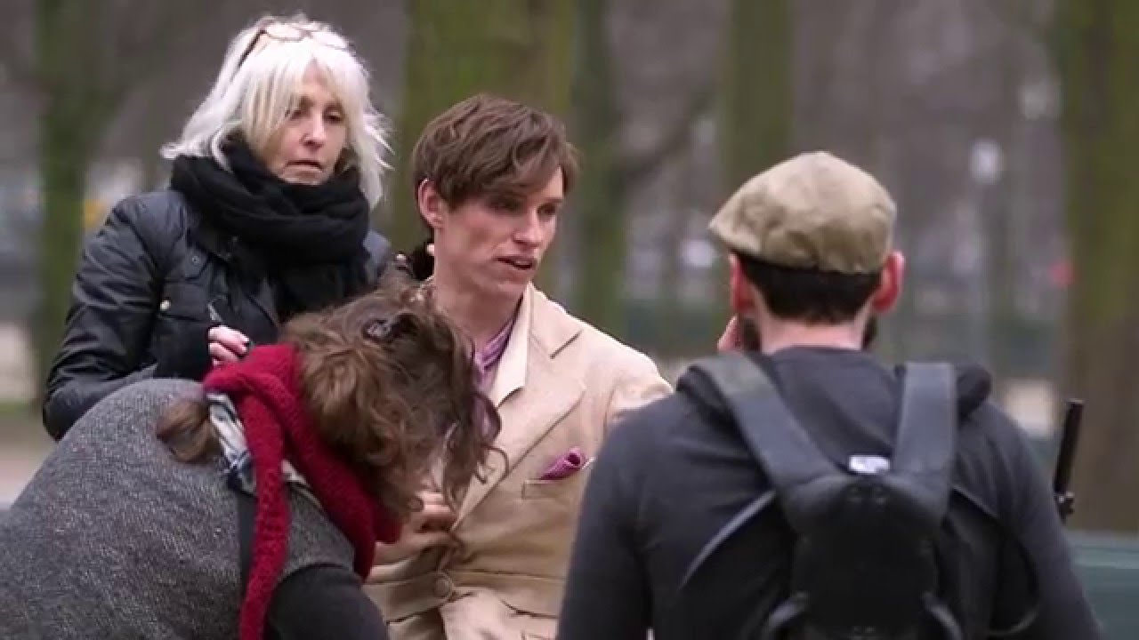 The Danish Girl – Eddie Redmayne Featurette (Universal Pictures)