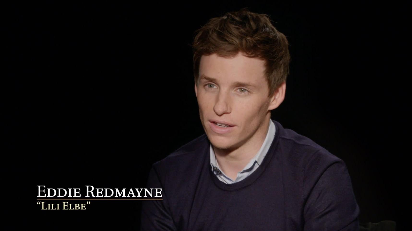 THE DANISH GIRL – 'Eddie Redmayne' Featurette – Now Playing