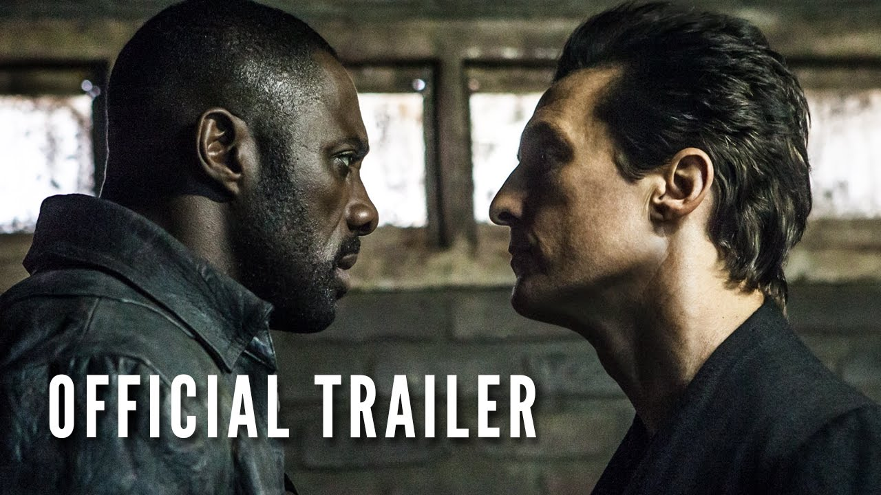 THE DARK TOWER – Official Trailer (HD)