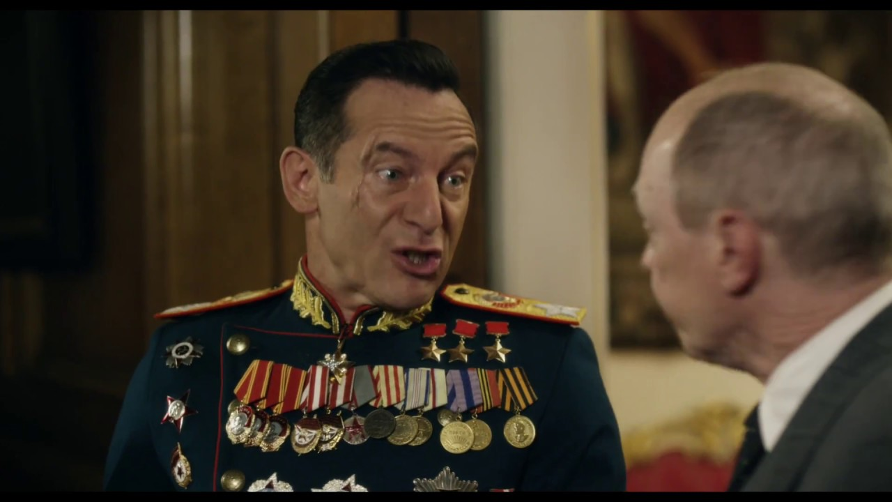 THE DEATH OF STALIN – OFFICIAL TRAILER [HD]