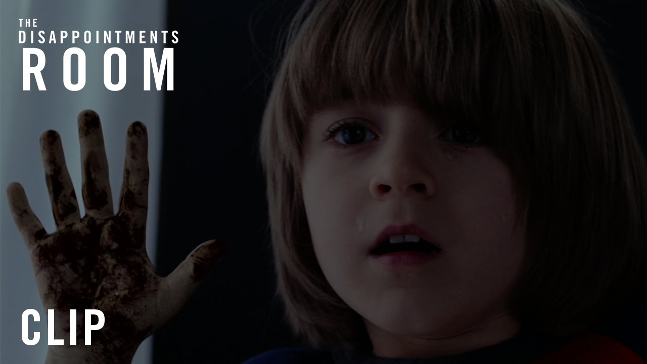The Disappointments Room – Hands