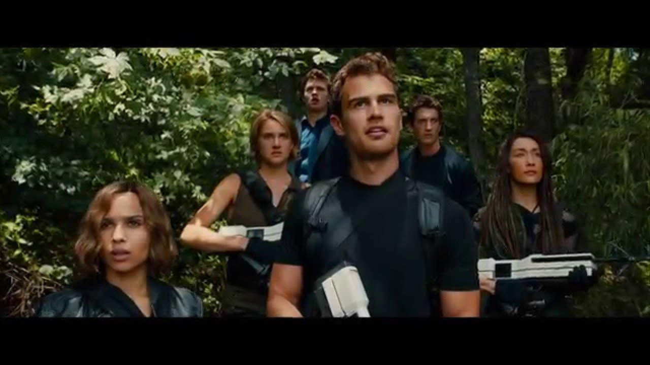 THE DIVERGENT SERIES: ALLEGIANT – OFFICIAL NEW TRAILER [HD]
