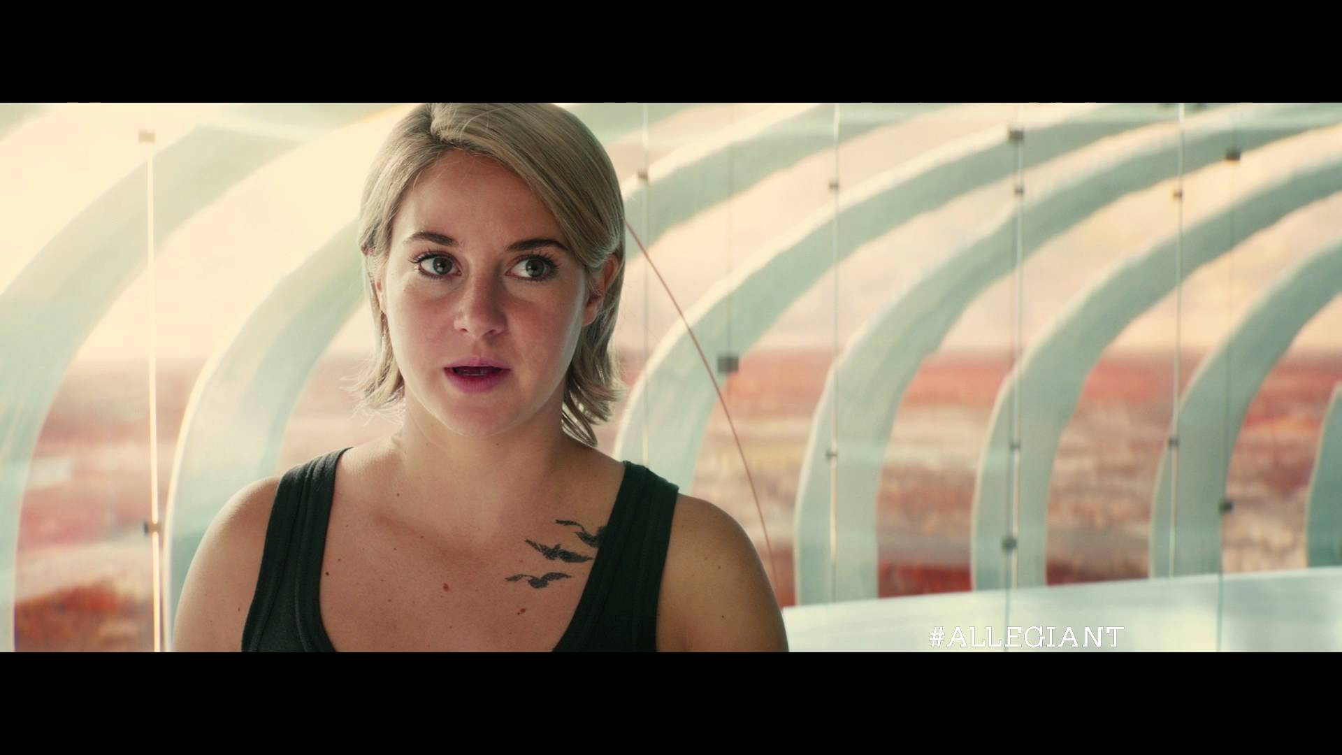 "THE DIVERGENT SERIES: ALLEGIANT – OFFICIAL ""FIGHT"" TV SPOT [HD]"