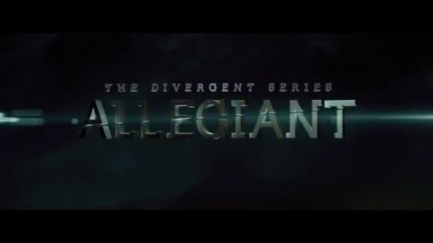 "THE DIVERGENT SERIES: ALLEGIANT – OFFICIAL ""CAST"" TV SPOT [HD]"