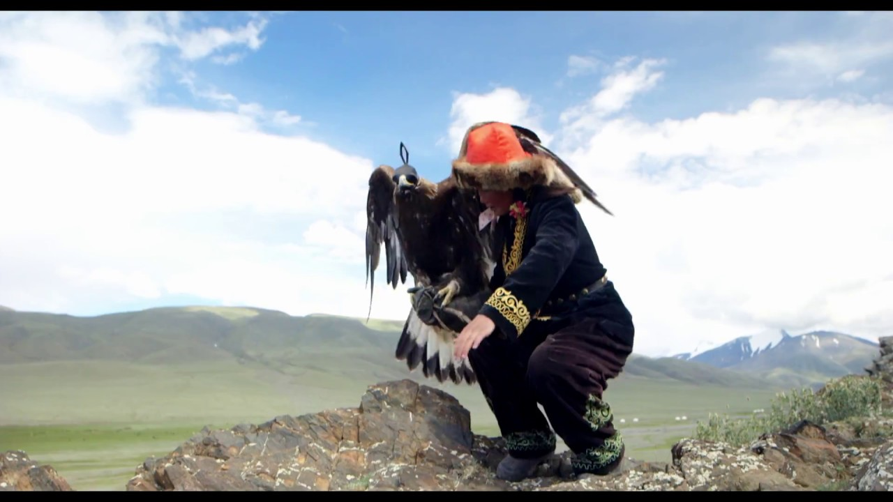 THE EAGLE HUNTRESS (2016) – Trailer #2