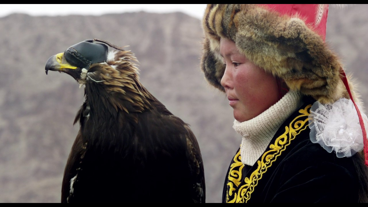 THE EAGLE HUNTRESS – Trailer #2
