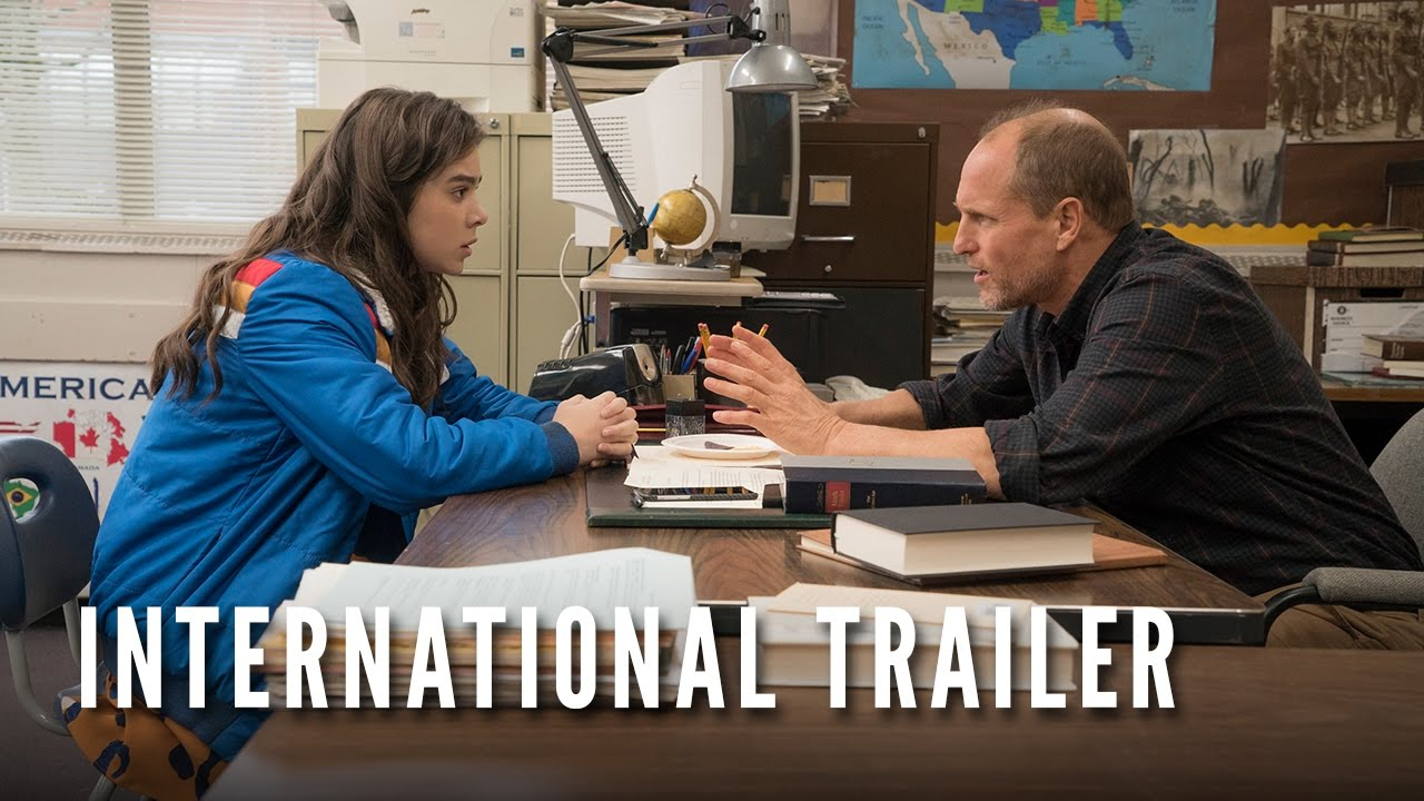 THE EDGE OF SEVENTEEN – International Trailer (HD)