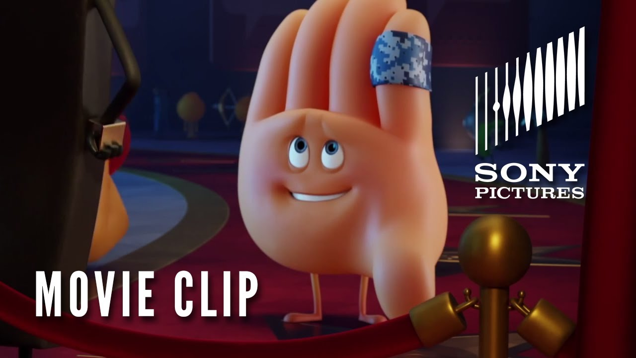 THE EMOJI MOVIE Clip – He's A Knucklehead