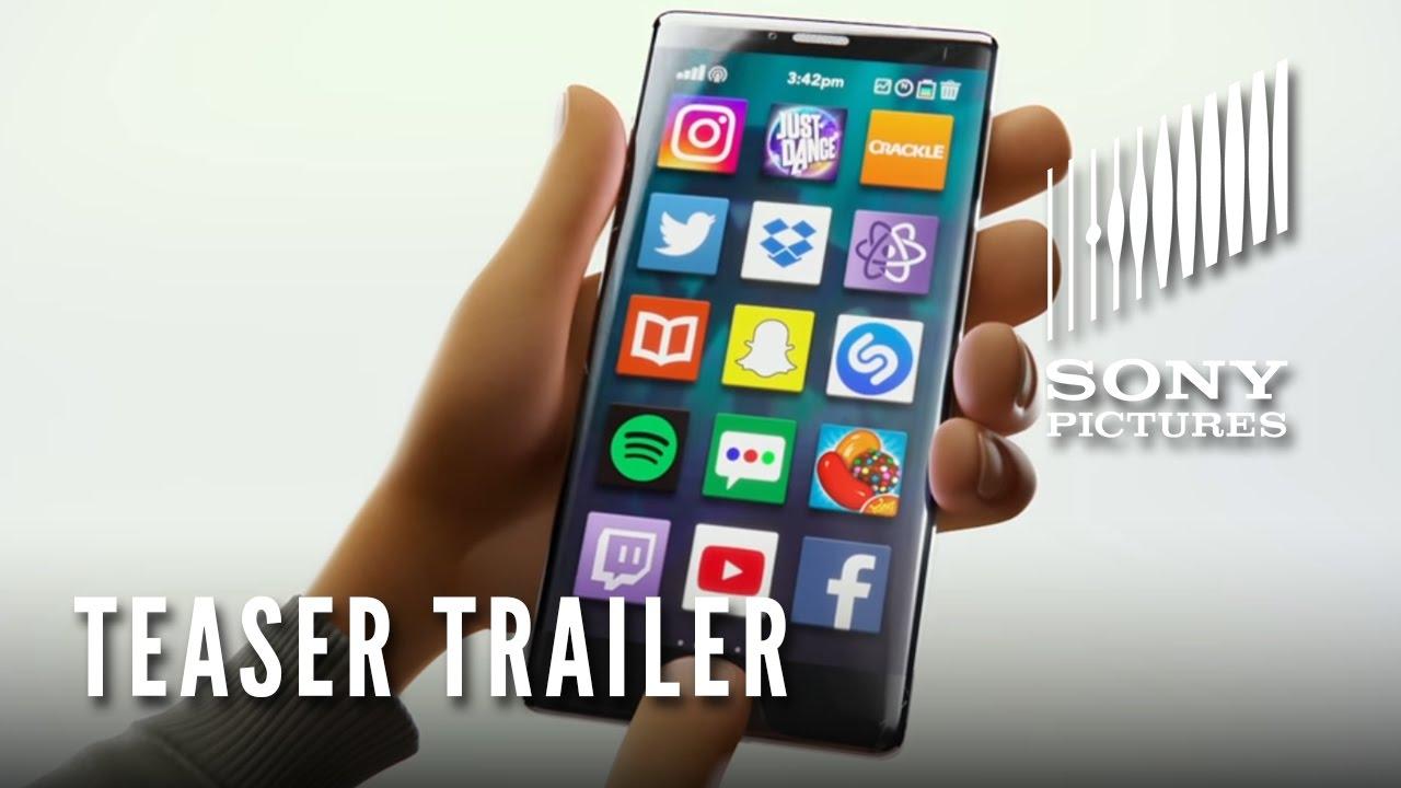 THE EMOJI MOVIE – Official Teaser Trailer (HD)