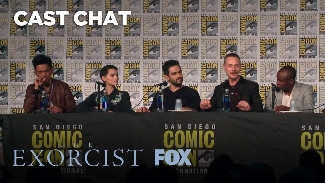 The Exorcist Panel At Comic-Con 2017