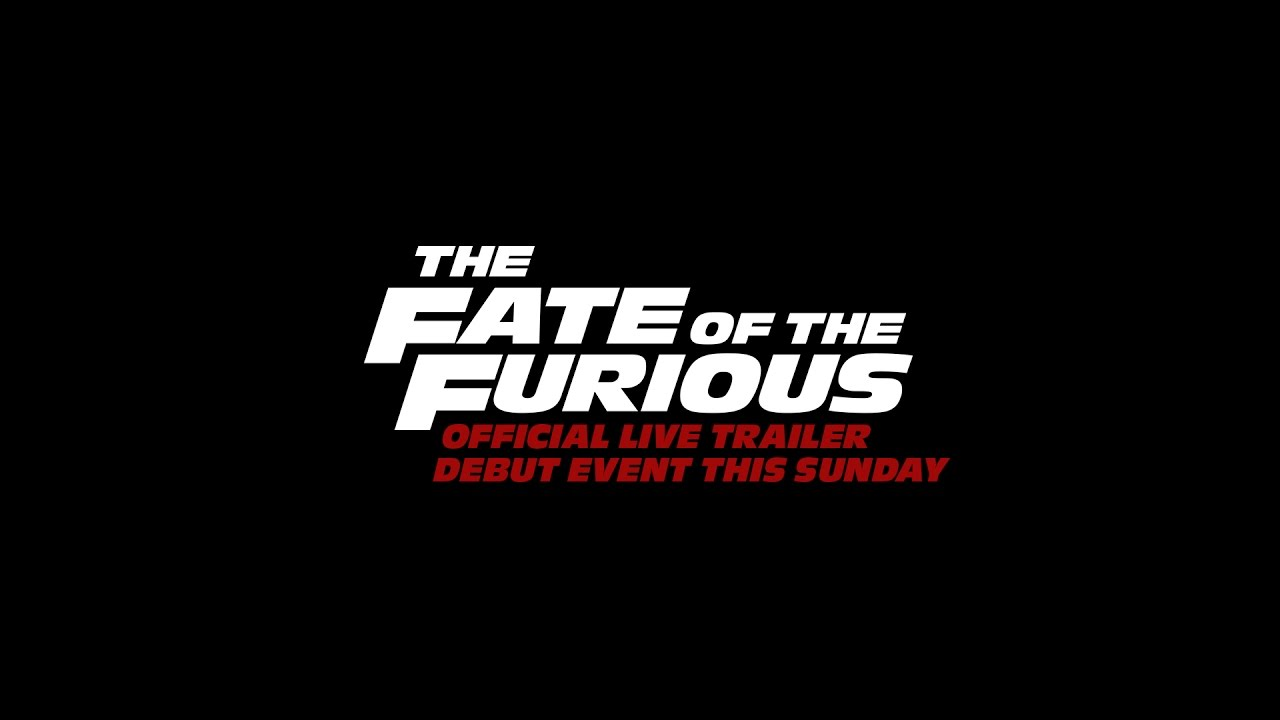 The Fate of the Furious – In Theaters April 14 – Official Trailer Tease (HD)