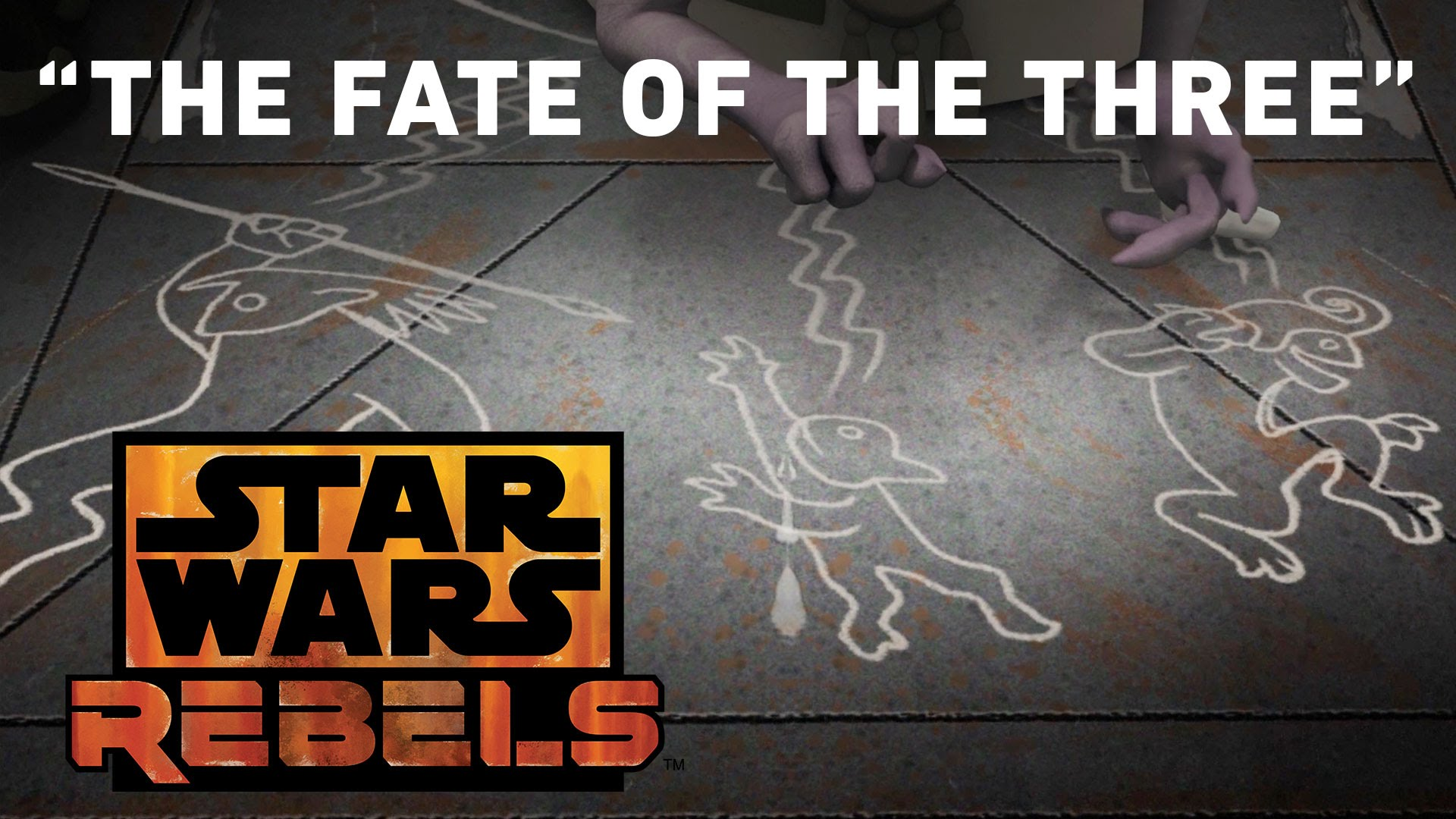 The Fate of the Three – Legends of the Lasat Preview | Star Wars Rebels
