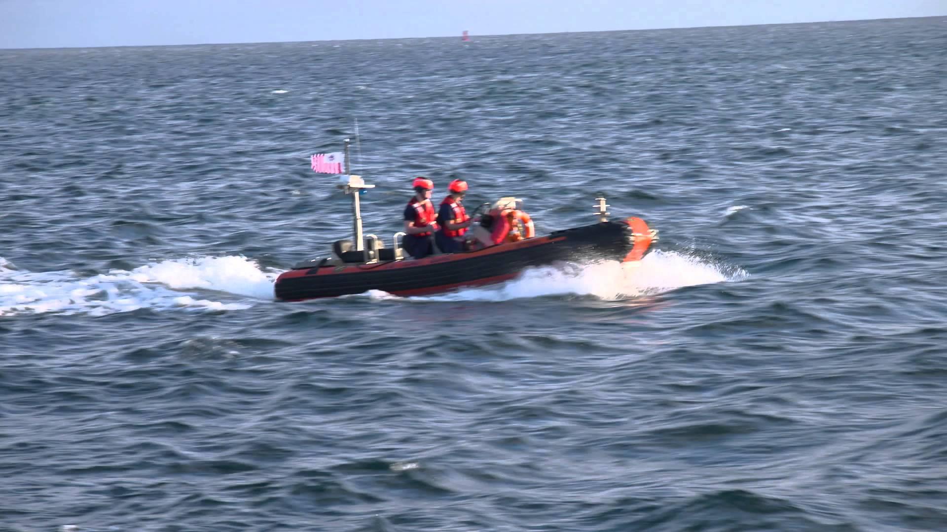 The Finest Hours Coast Guard Featurette