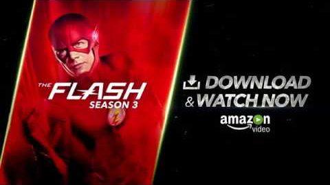 The Flash  – Season 3 Official Trailer – Warner Bros. UK