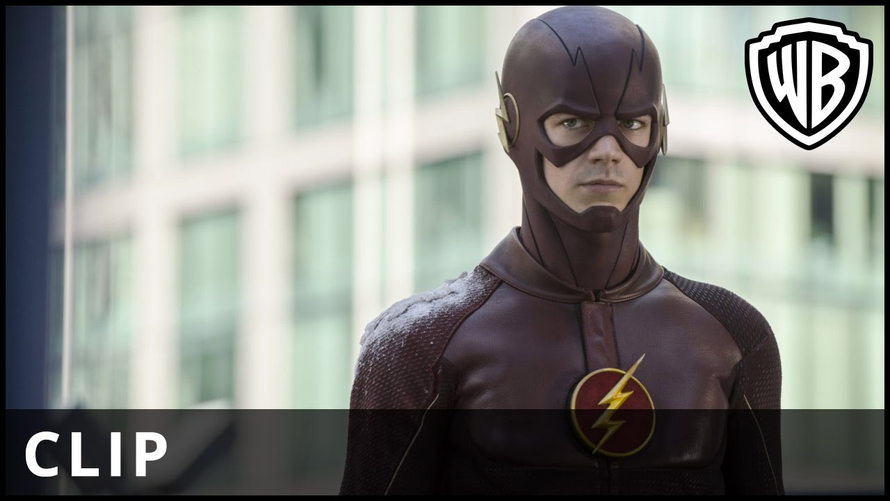 The Flash – Team Flash clip – Warner Bros. UK