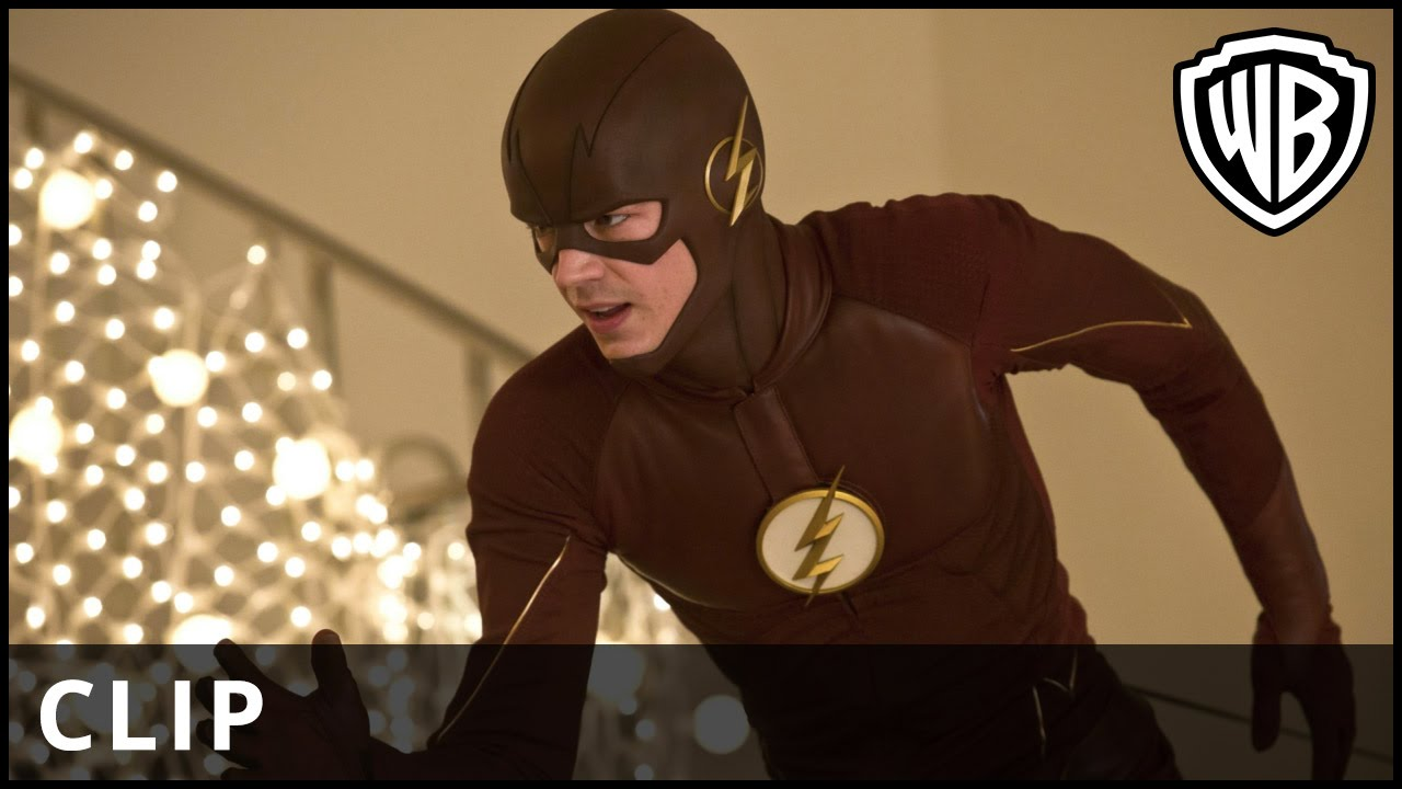The Flash – Who Are You clip – Warner Bros. UK