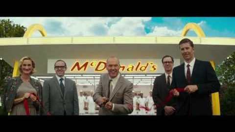 "THE FOUNDER – ""The Best Movie Of The Year"""