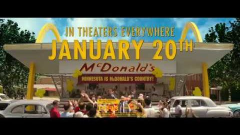THE FOUNDER – Think Big – The Weinstein Company