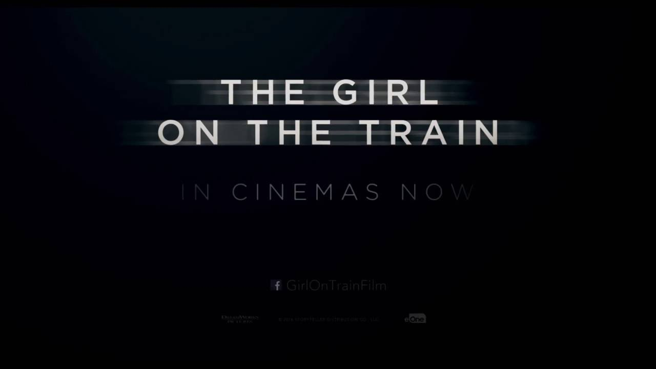 THE GIRL ON THE TRAIN – 'STAY AWAY' TV SPOT