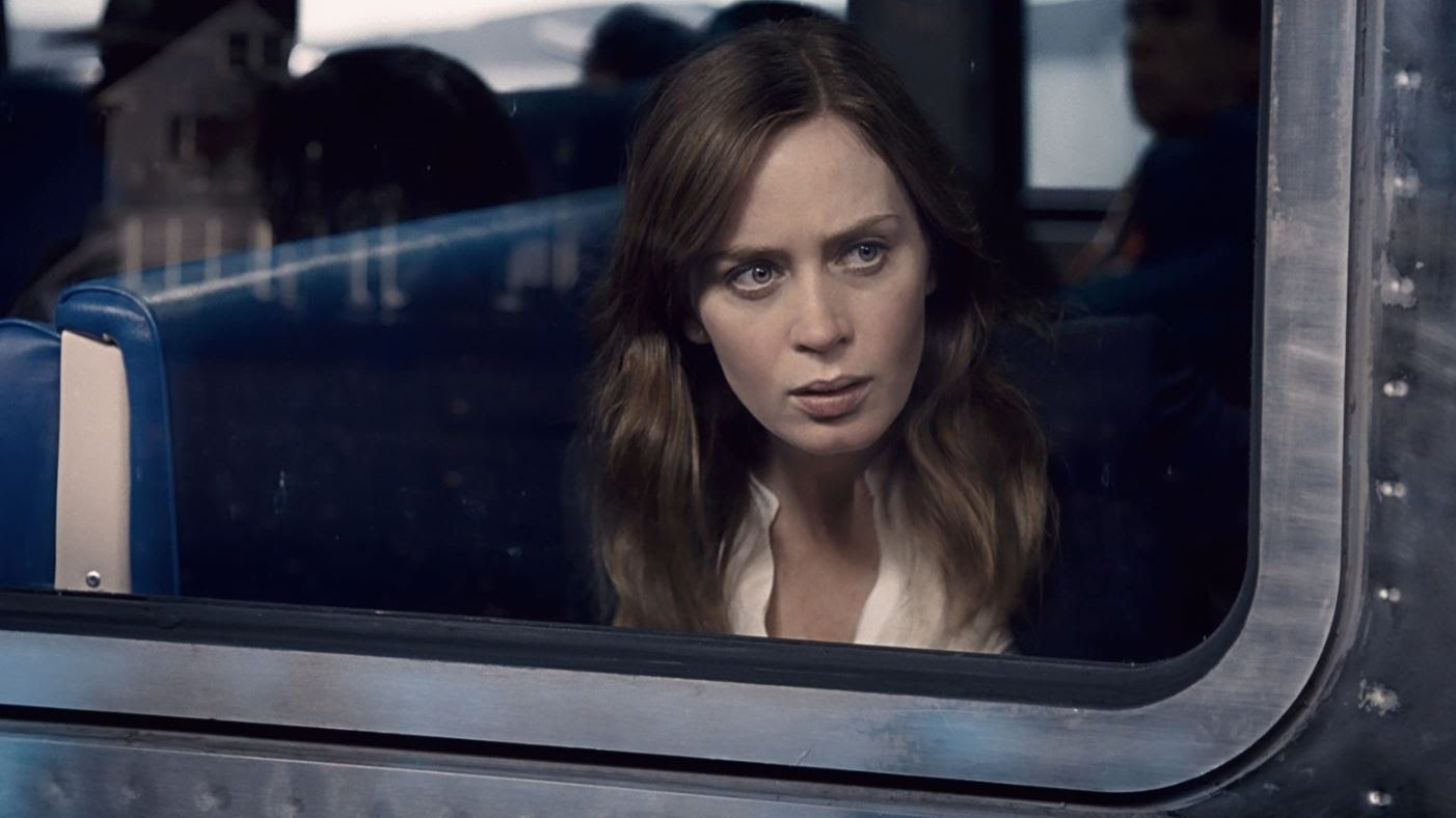 THE GIRL ON THE TRAIN – TEASER