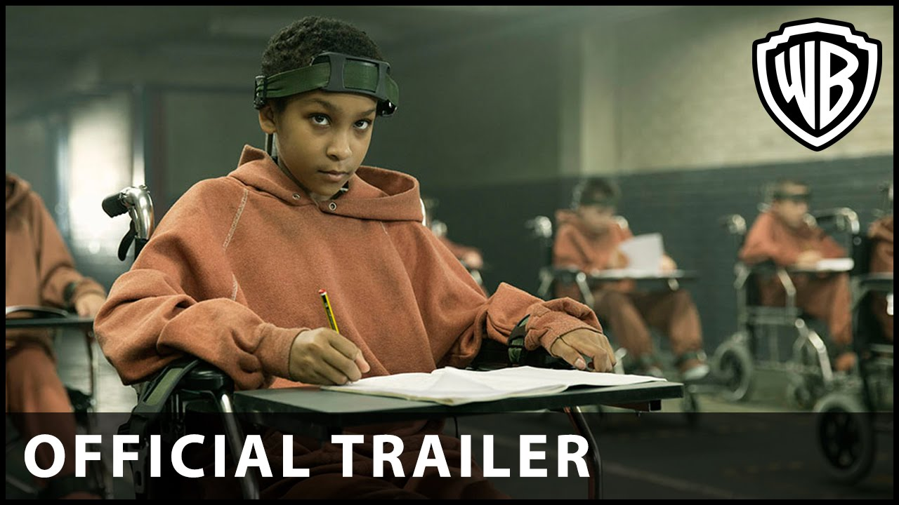 The Girl With All The Gifts – Official Trailer – Official Warner Bros. UK