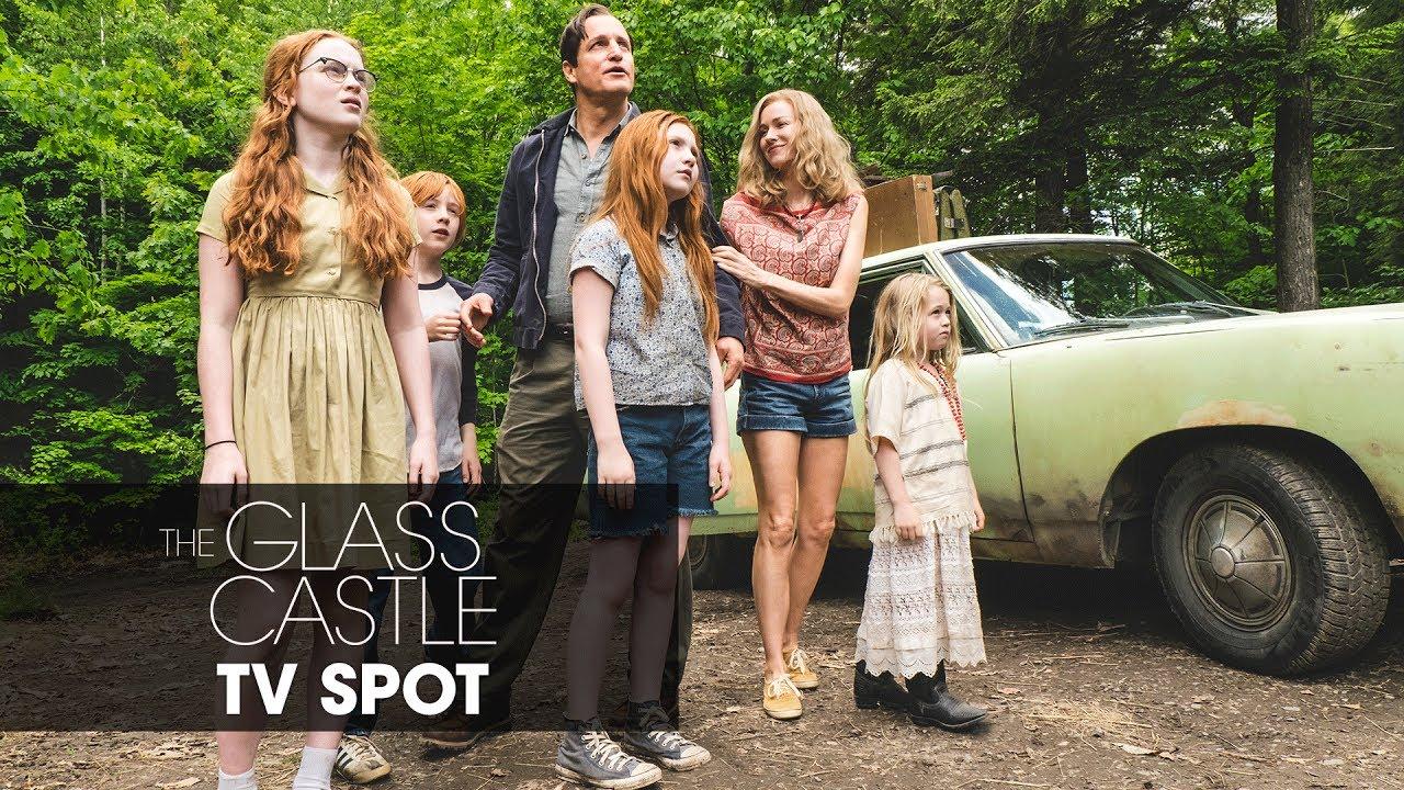 "The Glass Castle (2017) – ""World"" Official TV Spot"